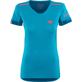 Dynafit Vert 2.0 T-shirt Dames, methyl blue